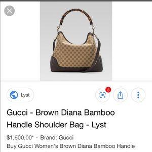 e9694016d9a9 Women s Gucci Bag Vintage Bamboo on Poshmark